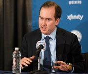All the players Sam Hinkie has acquired as Sixers GM