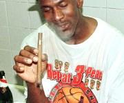 Was Michael Jordan banned for gambling?