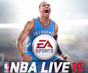 NBA Live covers throughout the years