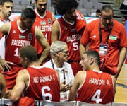 An American coach is trying to lead Palestine to the Olympics – and it's all even crazier than you think