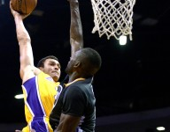 Larry Nance Jr. makes his father proud with a brutal dunk on Festus Ezeli