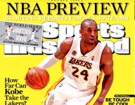 Sports Illustrated: NBA preview issues through the years