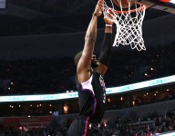 Chris Paul dunks twice against the Wizards