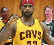 The best scoring games of NBA legends