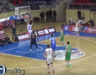 The Georgian League All-Star Game was a mess for at least 15 seconds