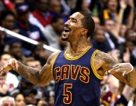 "JR Smith: ""I just want to reach that mountain top once before I am done"""
