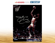 All-Star Weekend memorabilia giveaway: Win an autographed Dr. J photo
