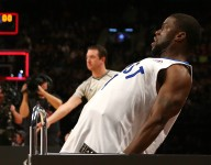 Dikembe Mutombo does the Nae Nae and other great pictures from All-Star Saturday