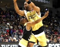 Muggsy Bogues battles T-Mac and other great pictures from All-Star Friday