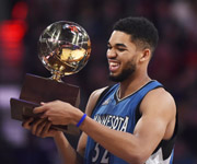 NBA A to Z: Karl-Anthony Towns on greatness, the Rookie of the Year race and Kristaps Porzingis