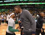 What we're clicking: 2016 free agent Kevin Durant talks Boston