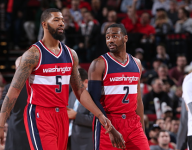 Markieff Morris and John Wall star in one of the shortest possessions of the year