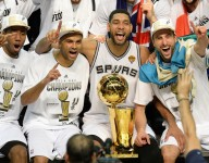 The top Tim Duncan teammates ever