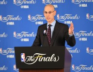NBA's Adam Silver issues warning about resting players