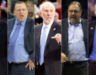 The salaries of NBA head coaches