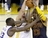 In the NBA Finals, Warriors are doing the most damage on the defensive end