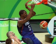 Team USA 96, Serbia 66: The gold medal game in pictures