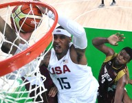 Team USA 113, Venezuela 69: The game in pictures