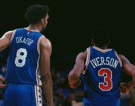 The top scoring marks in NBA debut