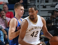 The tallest players in the history of each NBA franchise