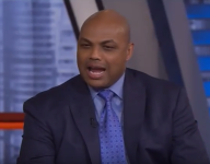 Charles Barkley would like Thunder fans to cut Kevin Durant some slack