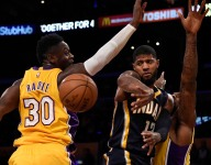 Pacers, Lakers have discussed Paul George trade before the NBA draft