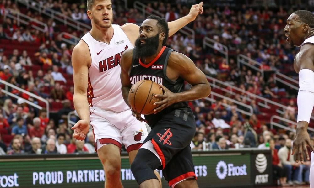 James Harden, Houston Rockets, Miami Heat, Trade, Rumors