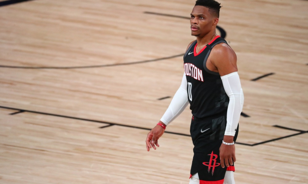 Russell Westbrook trade rumors Knicks Clippers Hornets Magic
