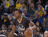 Andre Iguodala won't meet with the Warriors during free-agency period