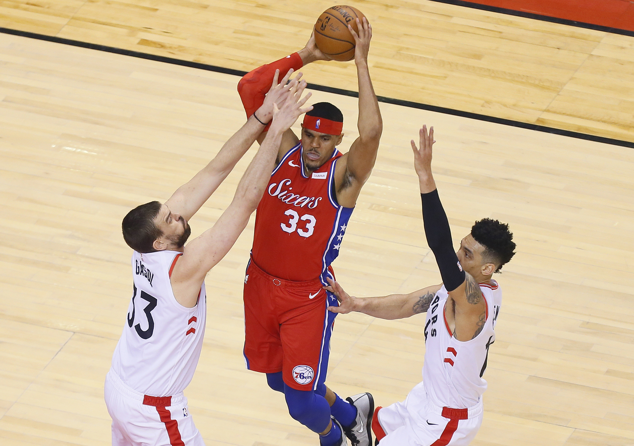 Tobias Harris, Philadelphia 76ers