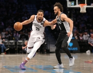 Spencer Dinwiddie goes down: What's next for the Nets and his free agency future