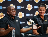 Lakers have not reached out to top execs about replacing Magic Johnson