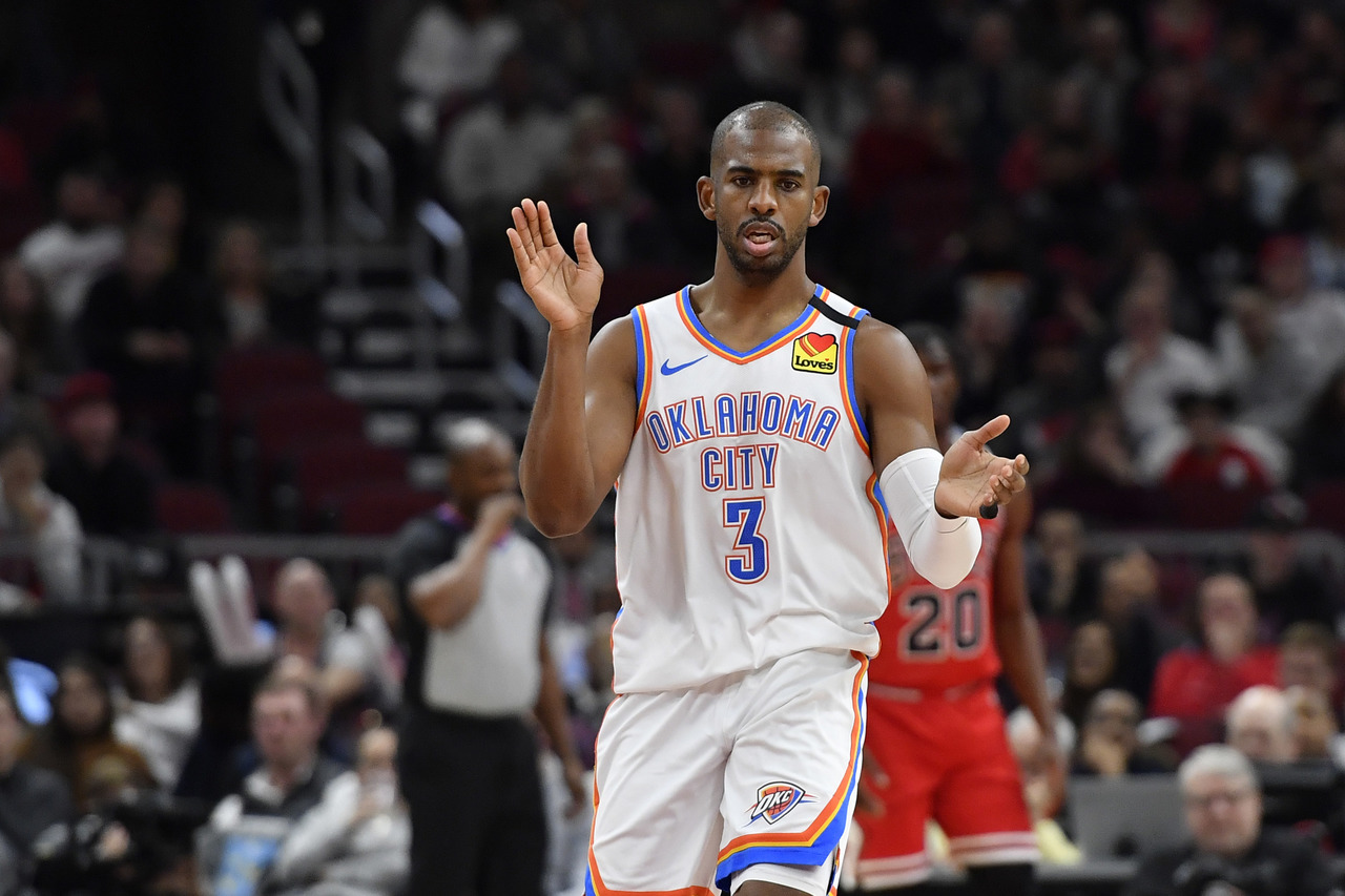 Chris Paul to Knicks trade: How it could happen
