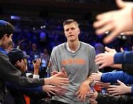 Knicks star Kristaps Porzingis will play for Latvia during Eurobasket