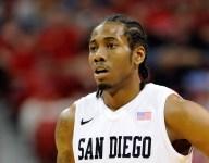 Kawhi Leonard went to San Diego State, not UCLA, for a strange reason