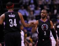Chris Paul to Paul Pierce: 'You're not ending your career in Utah'