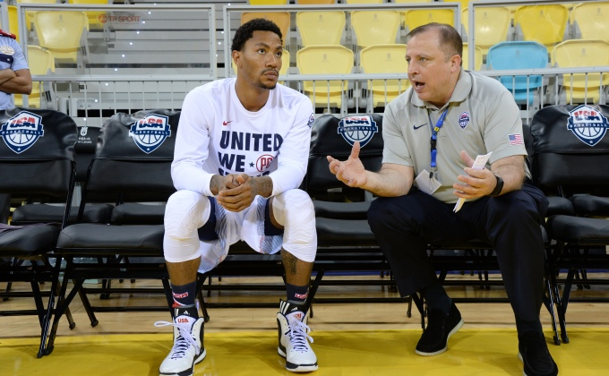 Timberwolves could be targeting Derrick Rose in free agency