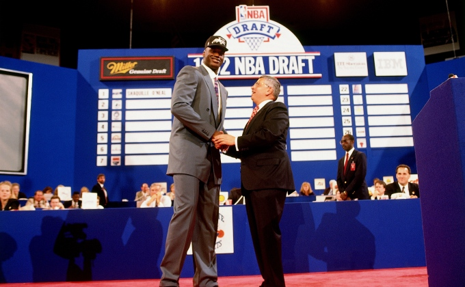 These are the NBA's best No. 1 overall picks since 1992