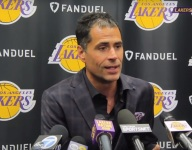 NBA agents discuss the Lakers hiring Rob Pelinka as GM