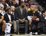 LeBron James is getting tired of paying fines for one of his teammates