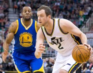 Jazz player wants to buy Warriors a car to Las Vegas between each game