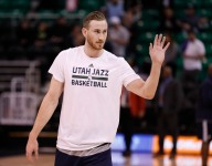Jazz will soon have a billboard to convince Gordon Hayward to stay