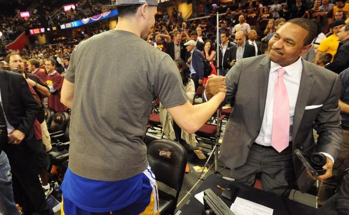 Steve Kerr credits Mark Jackson for Warriors playing better defense