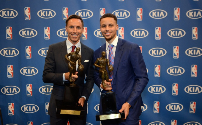 Warriors consultant Steve Nash won his first NBA championship