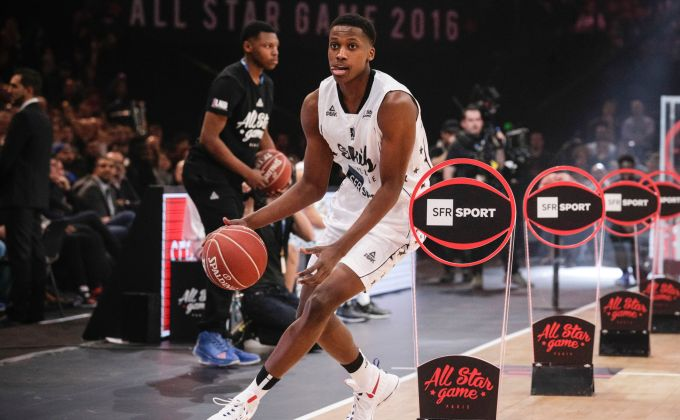 Frank Ntilikina could have longest wingspan of any point guard in NBA