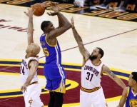 Cavs vet Richard Jefferson aggressively asked to guard Kevin Durant