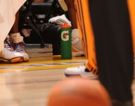 NBA developmental league is now the G-League with Gatorade as sponsor