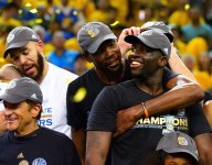 Draymond Green, Kevin Durant texted each other after 2016 NBA Finals