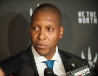 Raptors' Masai Ujiri linked to replace Phil Jackson for Knicks