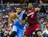 Rudy Gay, officially a free agent, could be interested in Miami Heat